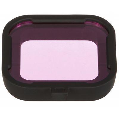 Für weitere Info hier klicken. Artikel: POLARPRO Magenta Filter GoPro 3+ / 4 Standard Gehäuse