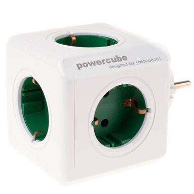 Für weitere Info hier klicken. Artikel: Powercube Allocacoc Original Mehrfachsteckdose grün