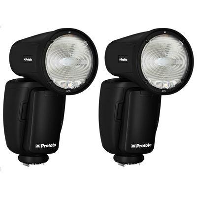 Für weitere Info hier klicken. Artikel: Profoto A1 Duo-Kit Canon