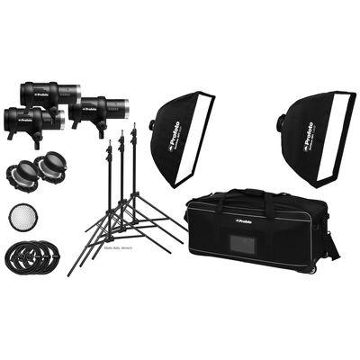 Für weitere Info hier klicken. Artikel: Profoto D1 Studio Kit 500/500/1000 Air