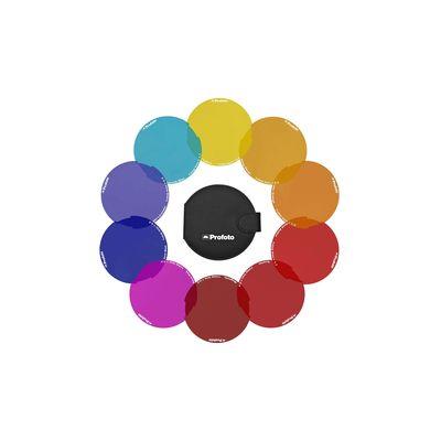 Für weitere Info hier klicken. Artikel: Profoto OCF Color Effects Gel Pack