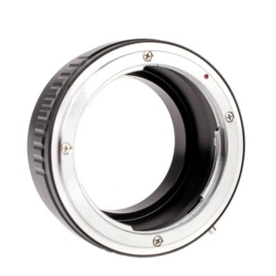 Für weitere Info hier klicken. Artikel: Quenox Adapter für Konica-AR-Objektiv an Sony-E-Mount-Kamera