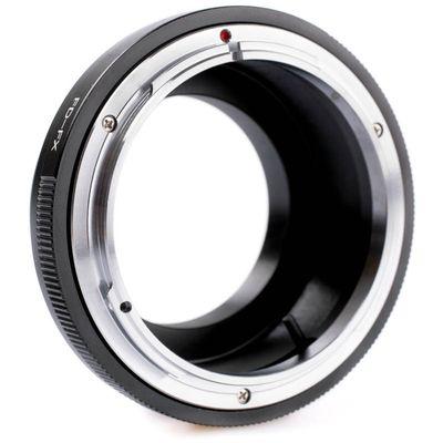 Für weitere Info hier klicken. Artikel: Quenox Adapter Fuji X PRO Gehäuse Canon FD