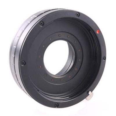 Für weitere Info hier klicken. Artikel: Quenox Adapter NEX Gehäuse Canon EF