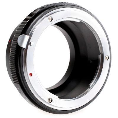 Für weitere Info hier klicken. Artikel: Quenox Adapter NEX Gehäuse Nikon