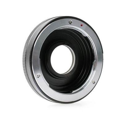 Für weitere Info hier klicken. Artikel: Quenox Contax/Yashica C/Y-Objektiv - Nikon F Adapter - mit Unendlich-Linse