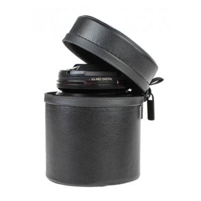 Für weitere Info hier klicken. Artikel: Quenox Objektivköcher Lederoptik 97x80mm