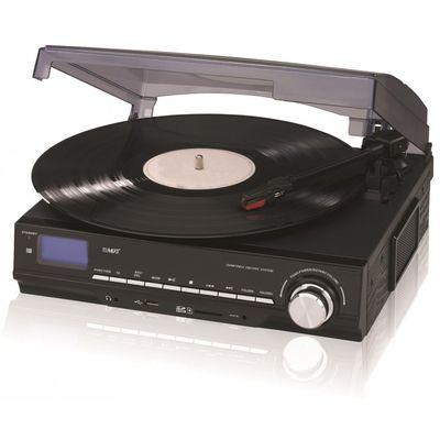Für weitere Info hier klicken. Artikel: Reflecta Plattenspieler LP-USB/SD