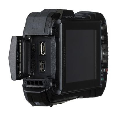 Für weitere Info hier klicken. Artikel: Ricoh WG-50 Kit mit Neoprentasche+ Floating Strap schwarz