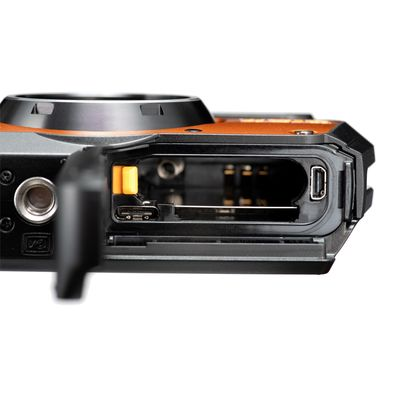 Für weitere Info hier klicken. Artikel: Ricoh WG-6 orange