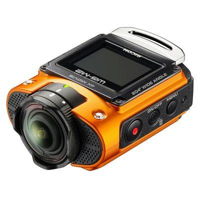 Für weitere Info hier klicken. Artikel: Ricoh WG-M2 orange