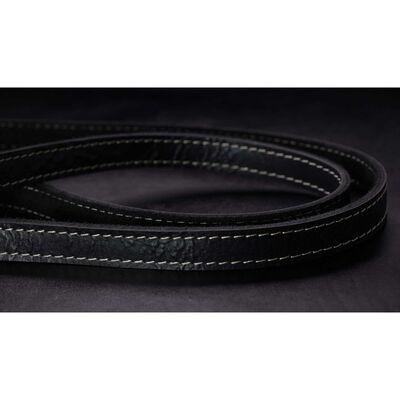 Für weitere Info hier klicken. Artikel: Rock & Roll Riviera Straps 100cm Schwarz (weiße Naht)