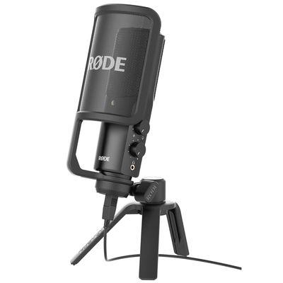 Für weitere Info hier klicken. Artikel: Rode Mikrofon NT-USB