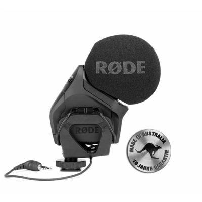 Für weitere Info hier klicken. Artikel: Rode Mikrofon StereoVideo MicPro