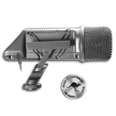 Für weitere Info hier klicken. Artikel: Rode Richtmikrofon Stereo VideoMic