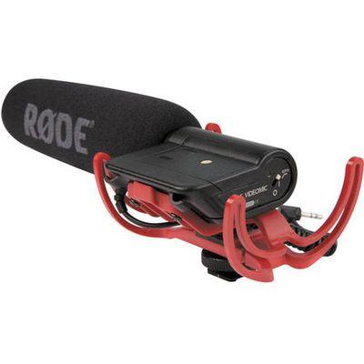 Für weitere Info hier klicken. Artikel: Rode Richtmikrofon VideoMic Rycote