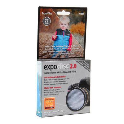 Für weitere Info hier klicken. Artikel: Rogue ExpoDisc 2.0, Professional White Balance Filter E 77mm
