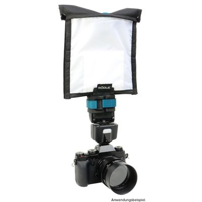Für weitere Info hier klicken. Artikel: Rogue FlashBender 2 Mirrorless Soft Box Kit
