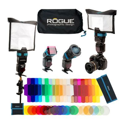 Für weitere Info hier klicken. Artikel: Rogue FlashBender 2 Portable Lighting Kit