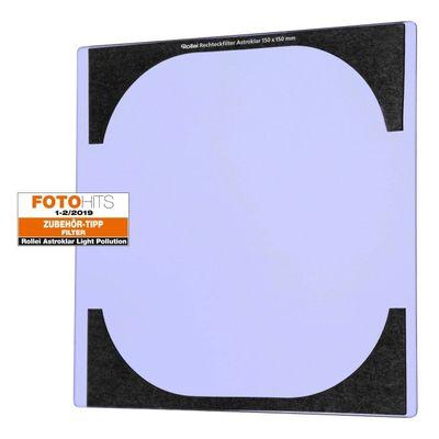 Für weitere Info hier klicken. Artikel: Rollei Astroklar 150x150mm
