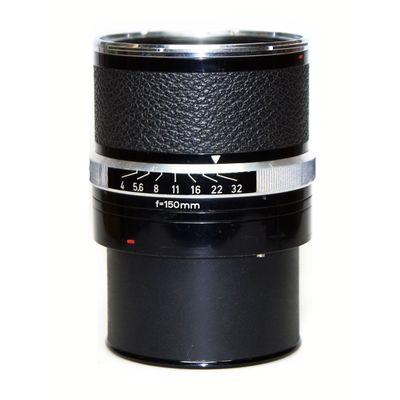 Für weitere Info hier klicken. Artikel: Rollei Carl Zeiss Sonnar 4/150mm -G- Rollei SL