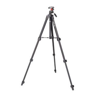 Für weitere Info hier klicken. Artikel: Rollei Compact Traveler Star S1 Alu Schwarz 120cm inkl. Stativkopf u. Tasche