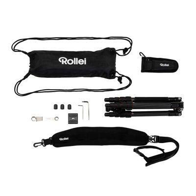 Für weitere Info hier klicken. Artikel: Rollei Compact Traveler No.1 schwarz