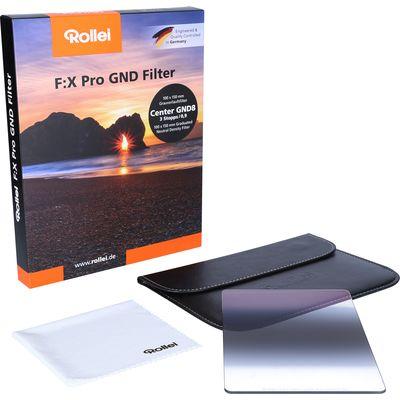 Für weitere Info hier klicken. Artikel: Rollei F:X Pro 100mm Center GND8