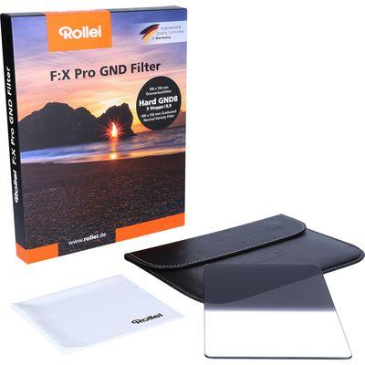 Für weitere Info hier klicken. Artikel: Rollei F:X Pro 100mm Hard GND8