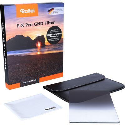 Für weitere Info hier klicken. Artikel: Rollei F:X Pro 100mm Medium GND16