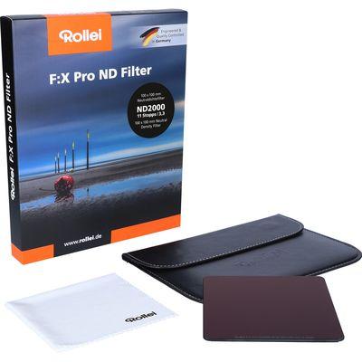 Für weitere Info hier klicken. Artikel: Rollei F:X Pro 100mm ND2000