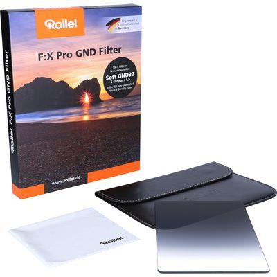 Für weitere Info hier klicken. Artikel: Rollei F:X Pro 100mm Soft GND32
