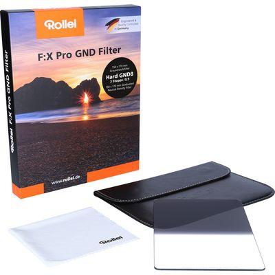 Für weitere Info hier klicken. Artikel: Rollei F:X Pro 150mm Hard GND8