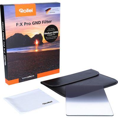 Für weitere Info hier klicken. Artikel: Rollei F:X Pro 150mm Medium GND8