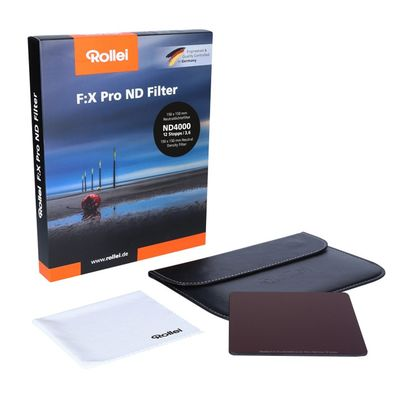 Für weitere Info hier klicken. Artikel: Rollei F:X Pro 150mm ND4000