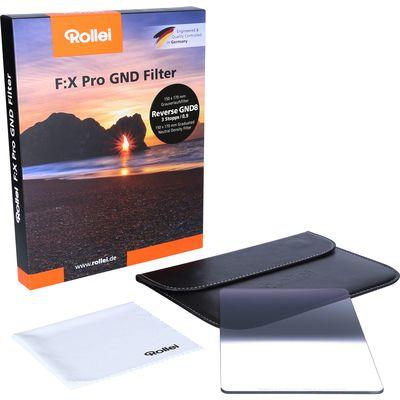 Für weitere Info hier klicken. Artikel: Rollei F:X Pro 150mm Reverse GND8