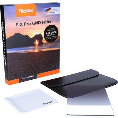 Für weitere Info hier klicken. Artikel: Rollei F:X Pro 150mm Soft GND8