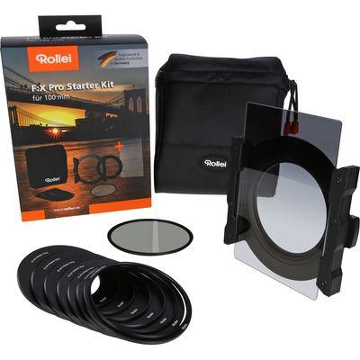 Für weitere Info hier klicken. Artikel: Rollei F:X Pro Starter Kit