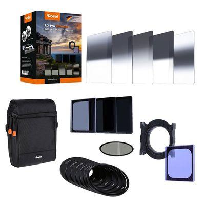 Für weitere Info hier klicken. Artikel: Rollei F:X Pro Ultimate Filter Kit