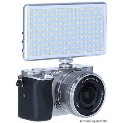 Für weitere Info hier klicken. Artikel: Rollei Lumen Pocket LED Videolicht schwarz