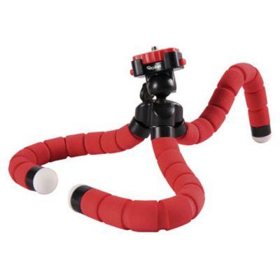 Für weitere Info hier klicken. Artikel: Rollei Monkey Pod Rot 27cm inkl. Kugelkopf