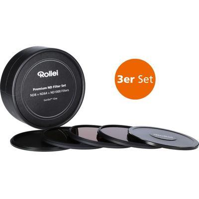 Für weitere Info hier klicken. Artikel: Rollei Premium ND Filter Set 82 mm