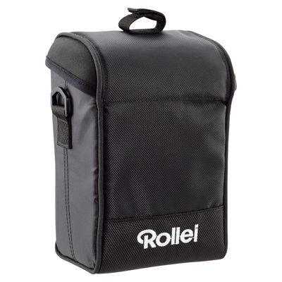 Für weitere Info hier klicken. Artikel: Rollei Profi Rechteckfilter Aufbewahrungstasche für 100mm Nylon/Schw. bis 10 Filter+1 Halter