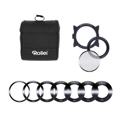 Für weitere Info hier klicken. Artikel: Rollei Rechtecktfilter Mark II Starter Kit 100m