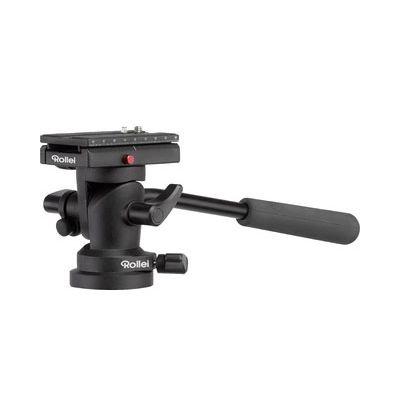 Für weitere Info hier klicken. Artikel: Rollei Rock Solid Videokopf max. 3kg inkl. Schnellwechselplatte