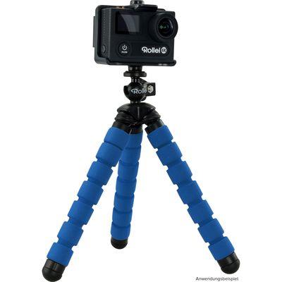 Für weitere Info hier klicken. Artikel: Rollei Selfie Mini Stativ blue