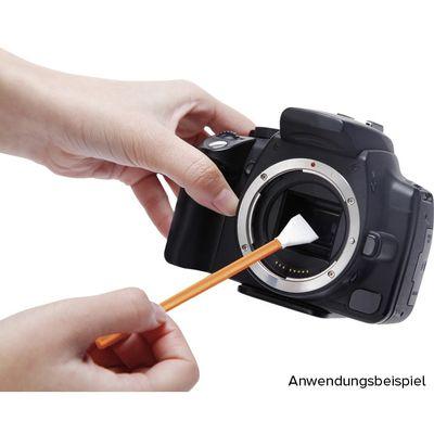 Für weitere Info hier klicken. Artikel: Rollei Sensorreinigung Set (12 Stck.) APS-C Sensor