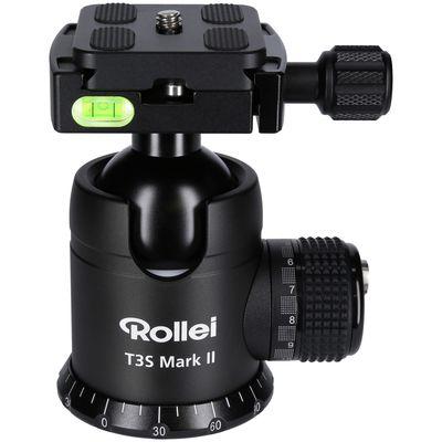 Für weitere Info hier klicken. Artikel: Rollei T3S Mark II schwarz