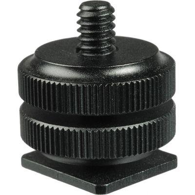 Für weitere Info hier klicken. Artikel: Rotolight Hot Shoe to 1/4 inch Male Adapter