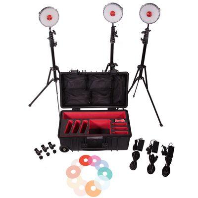 Für weitere Info hier klicken. Artikel: Rotolight Neo - 3 Light Kit